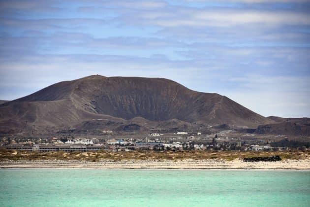 Transfert entre l'aéroport de Fuerteventura et le reste de l'île