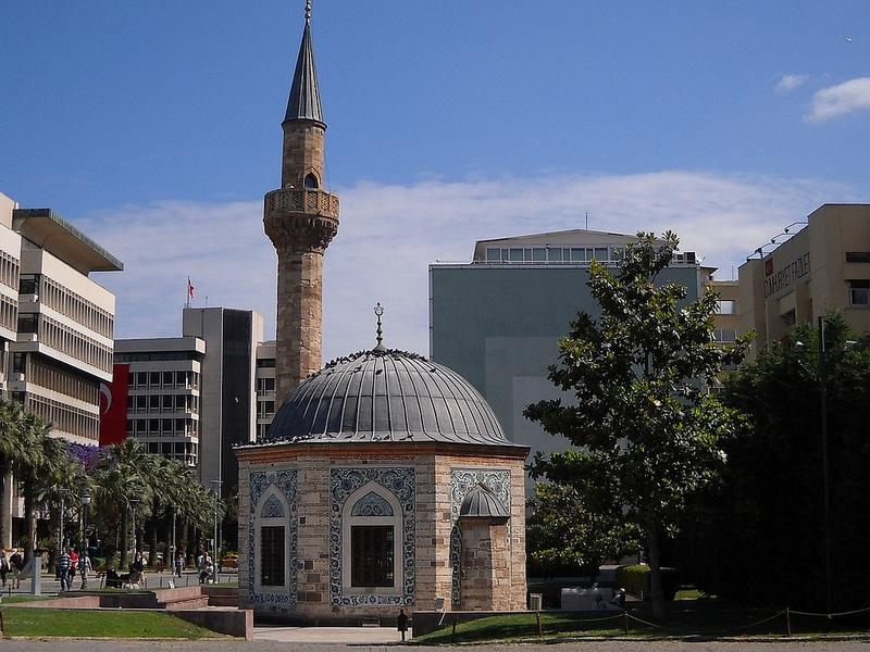 Mosquée Yali, Izmir