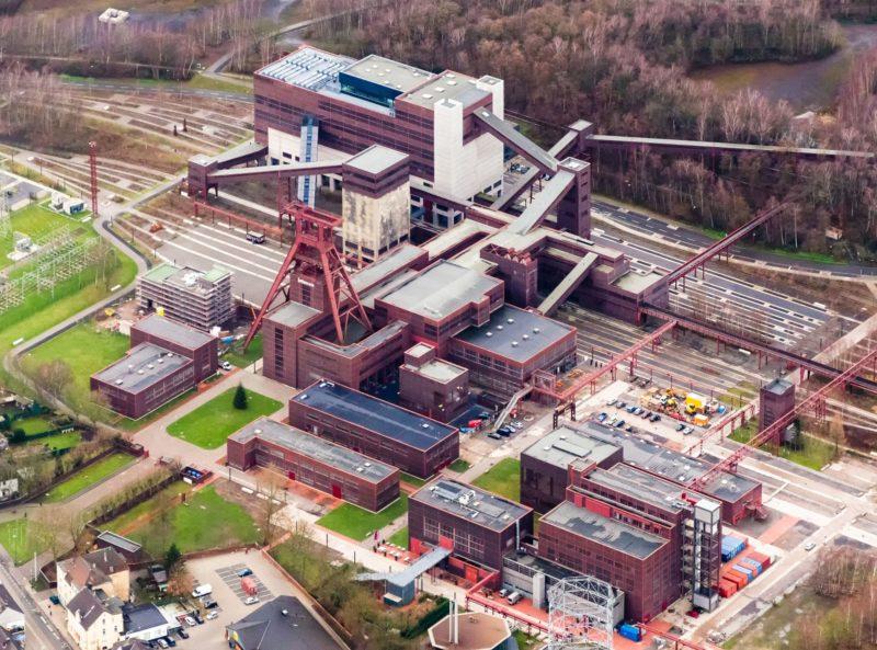 Centre industriel Zeche Zollverein, Düsseldorf