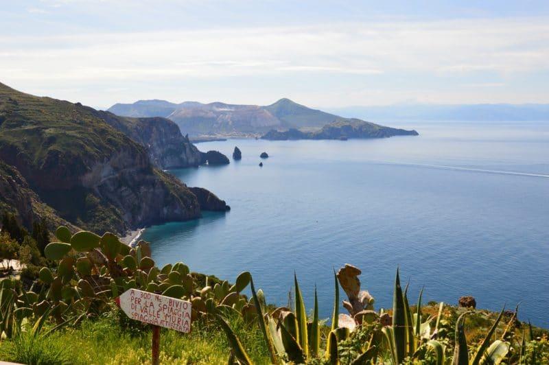Îles Éoliennes, Sicile