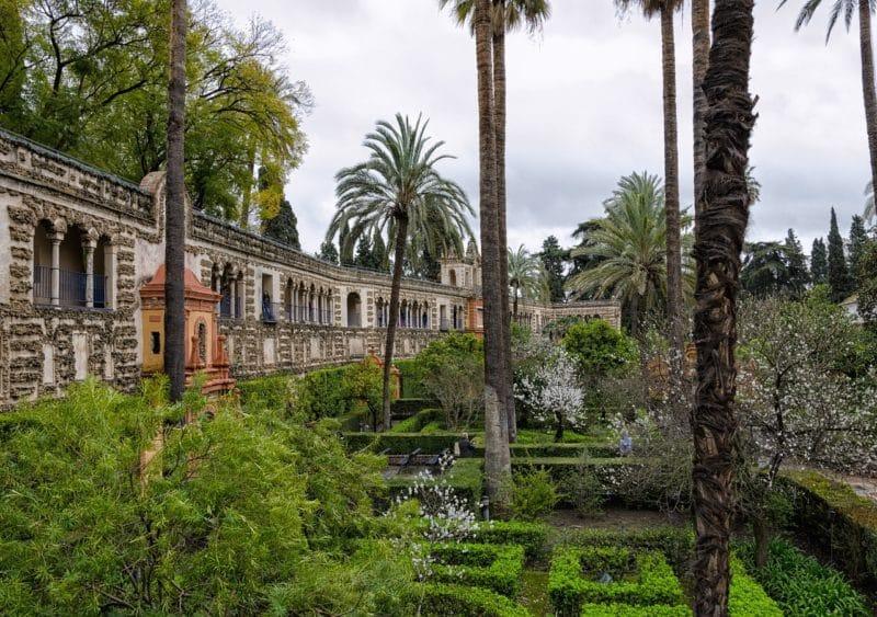 Real Alcázar, Séville