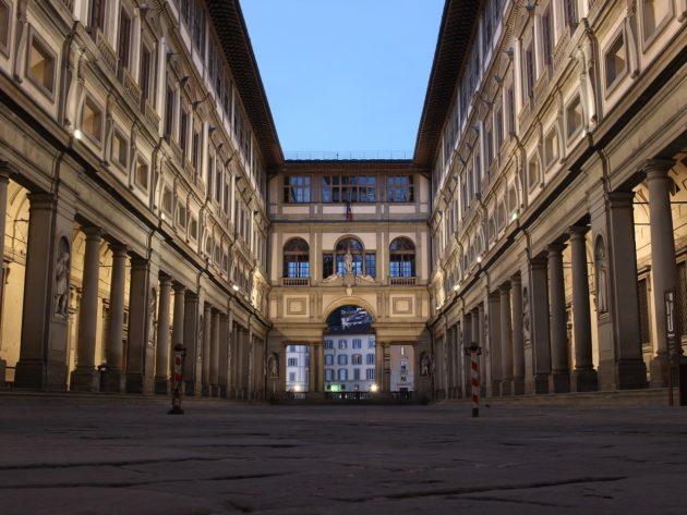 Visiter la Galerie des Offices à Florence : billets, tarifs, horaires
