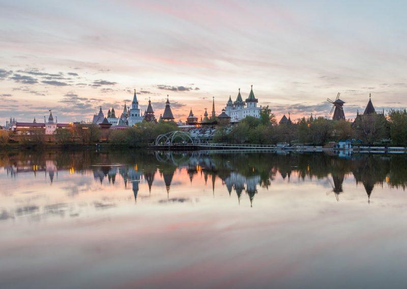 Izmaïlovo, Kremlin