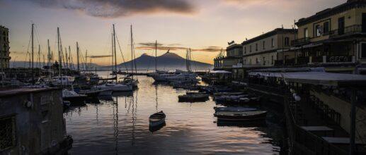 Direction le sud de l'Italie ! On s'envole pour Naples 🍕