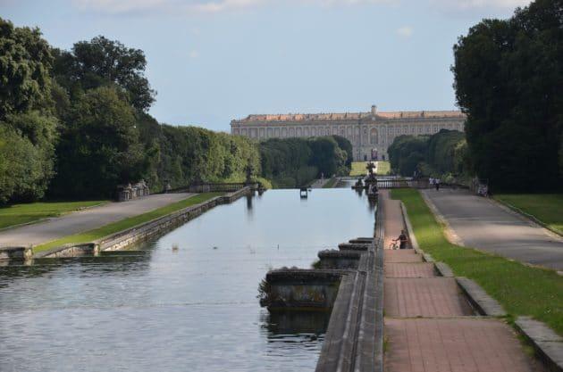 Visiter le Palais de Caserte depuis Naples : billets, tarifs, horaires