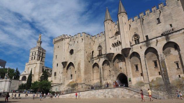Visiter le Palais des Papes à Avignon : billets, tarifs, horaires