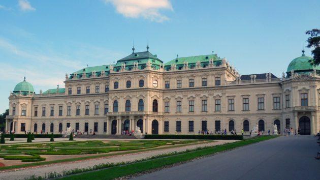 Visiter le Palais du Belvédère à Vienne : billets, tarifs, horaires