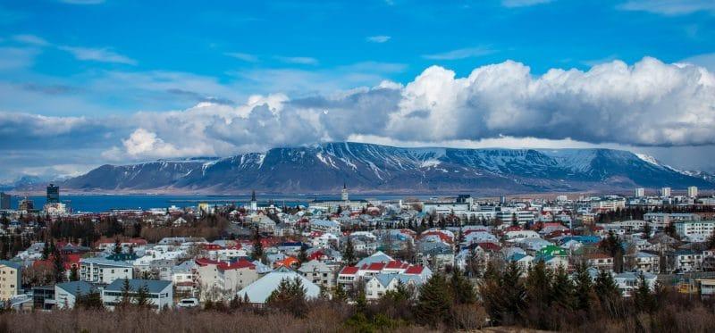 Loger à Reykjavik, Islande
