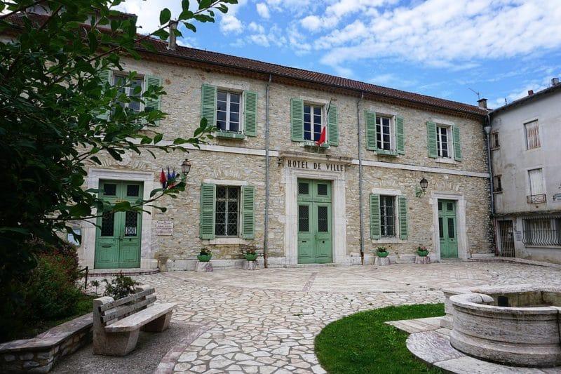 Hôtel de Ville, Saint-Pons-de-Thomières, Haut Languedoc