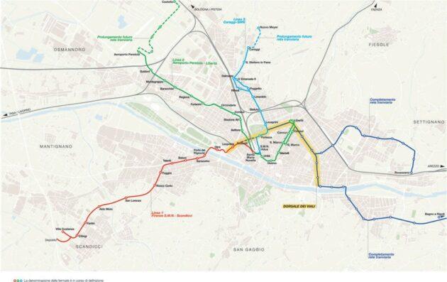 Tramways Florence