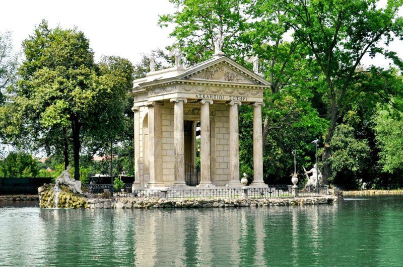 Les Jardins de Villa Borghèse