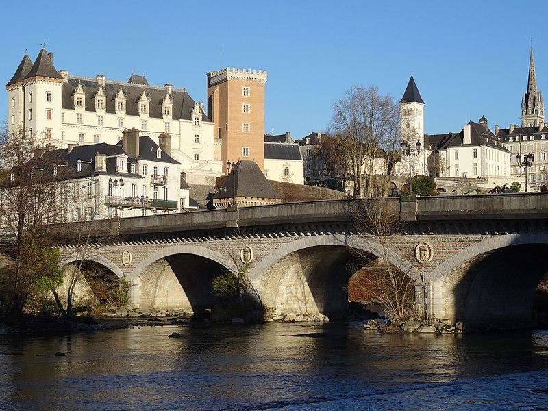 Pont du XIV Juillet, Pau
