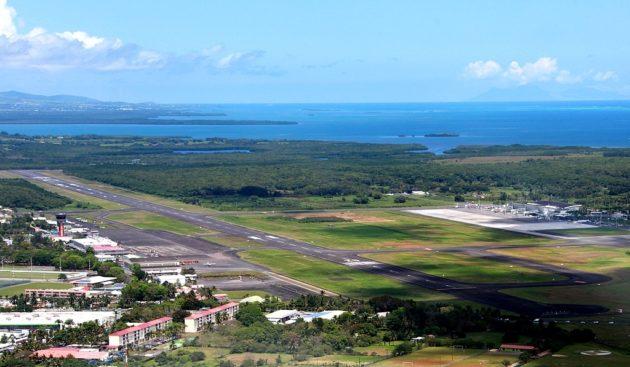 Trouver un parking pas cher à l'aéroport de Guadeloupe