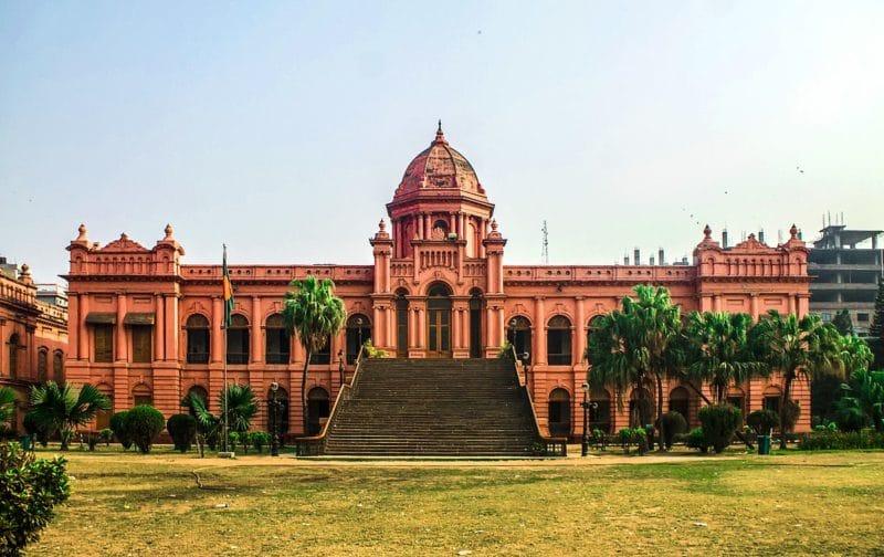 Palais Ahsan Manzil, Dacca
