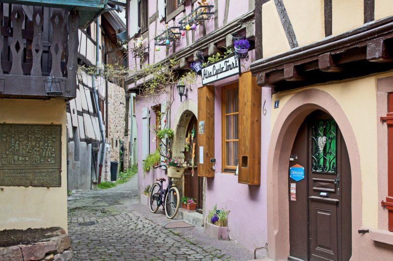 Loger à Europa Park, Alsace