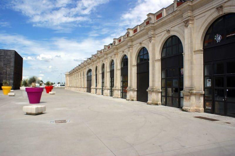 Ancienne gare de Saint-Nazaire
