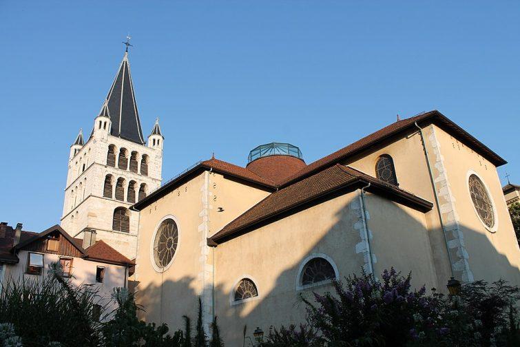 L'Église Notre-Dame-de-Liesse