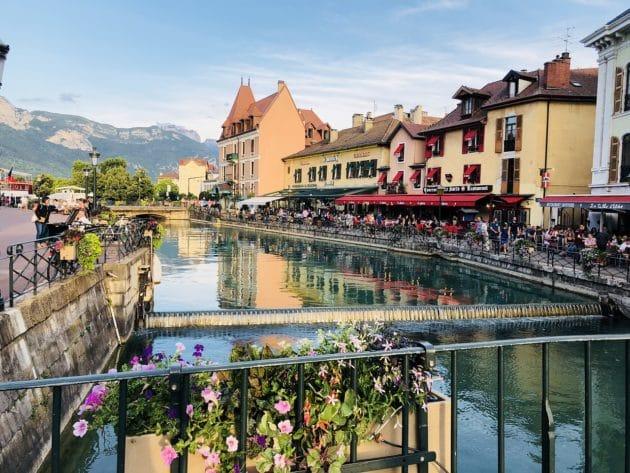 Les 12 choses incontournables à faire à Annecy