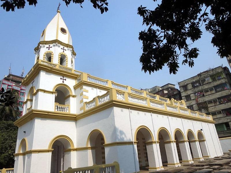 Eglise arménienne de Dacca