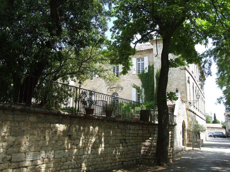 Château d'Arpaillargues, Arpaillargues-et-Aureillac