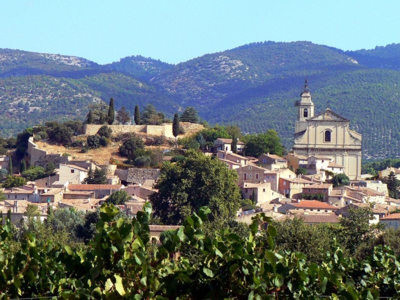 Village de Bédoin