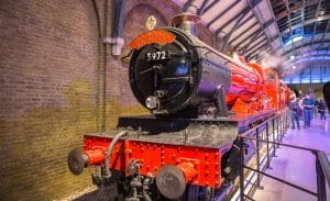 Studio Harry Potter à Londres