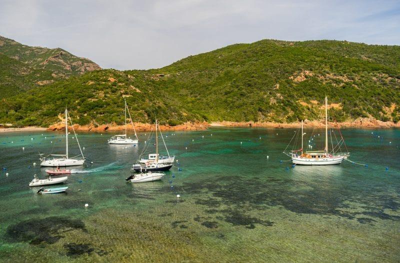 Quel bateau louer en Corse ?