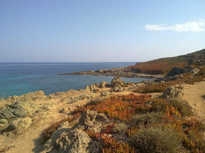 Plage Bodri, Corse