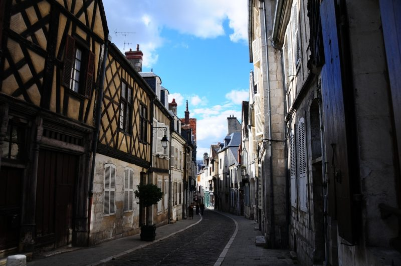 Ruelles de Bourges