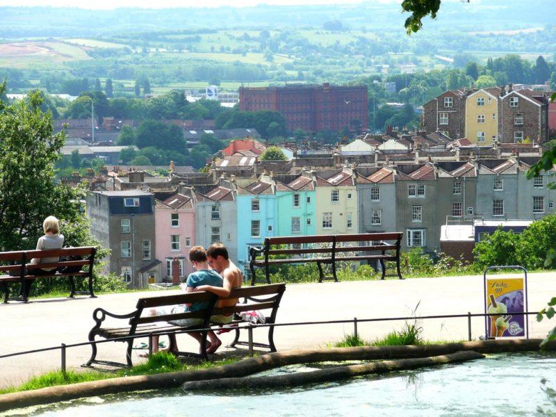 Brandon Park, Brandon Hill, Bristol