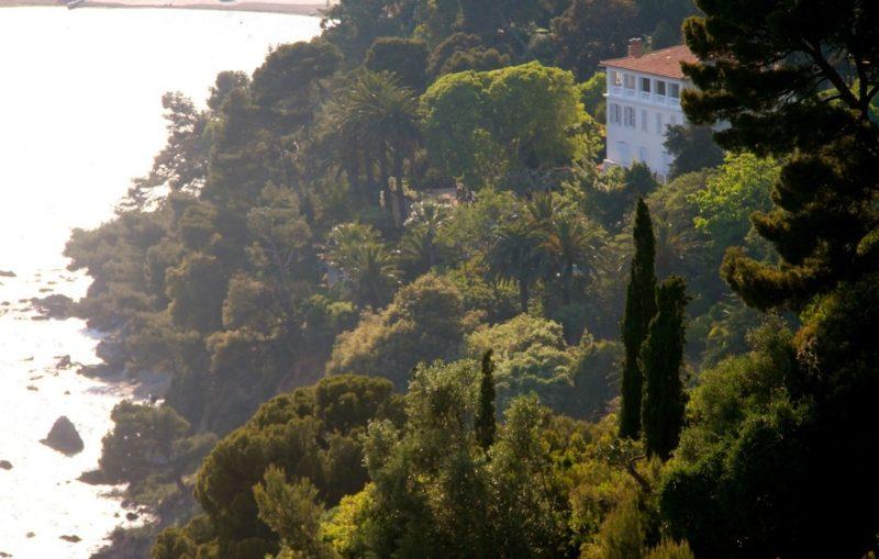 Le Cap Brun, Toulon