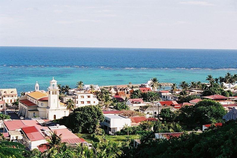 Capesterrede-Marie-Galante, Guadeloupe