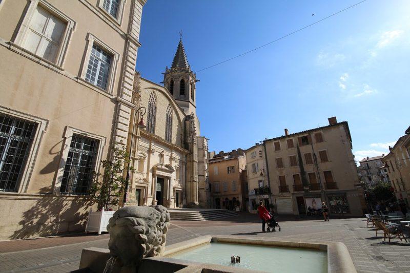 Cathédrale Saint-Siffrein de Carpentras