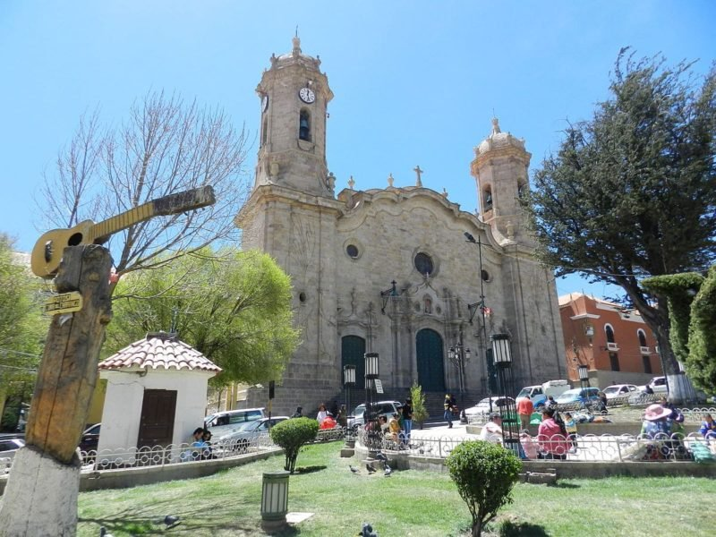 Cathedral Basilica of Our Lady of Peace, Potosí
