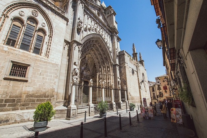 Cathédrale de Tolède