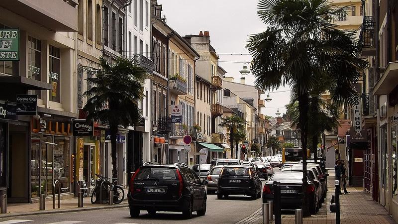 Centre-ville de Tarbes