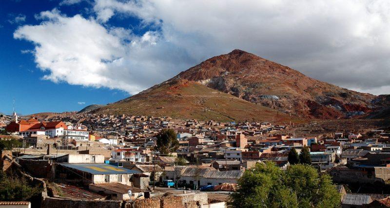 Cerro Rico, Potosí