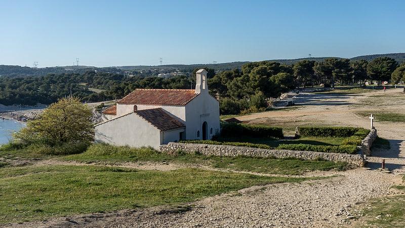 Chapelle Sainte-Croix, Martigues