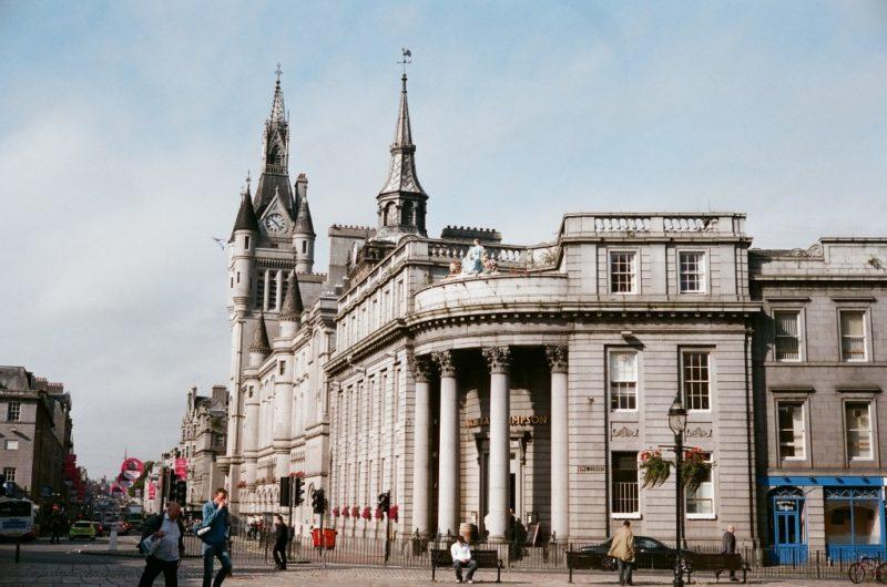 Centre-ville Aberdeen