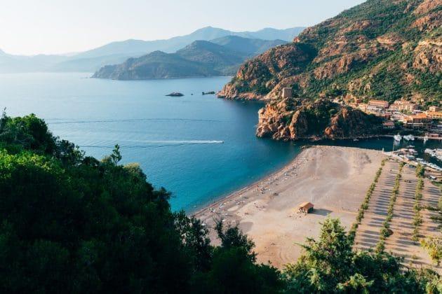 Les 12 plus belles plages de Corse
