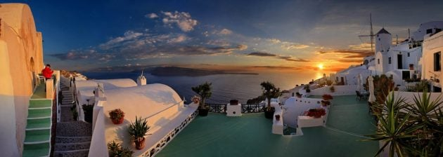 Comment se déplacer en ferry dans les Cyclades ?