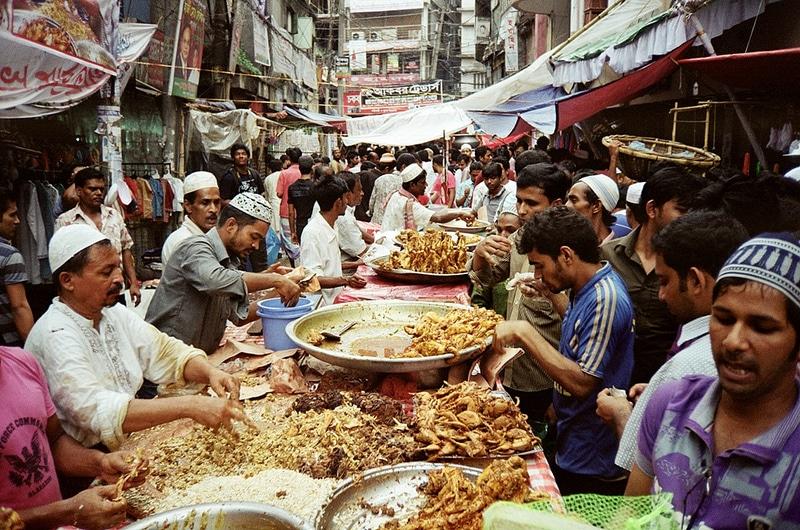 Bazar, Dacca