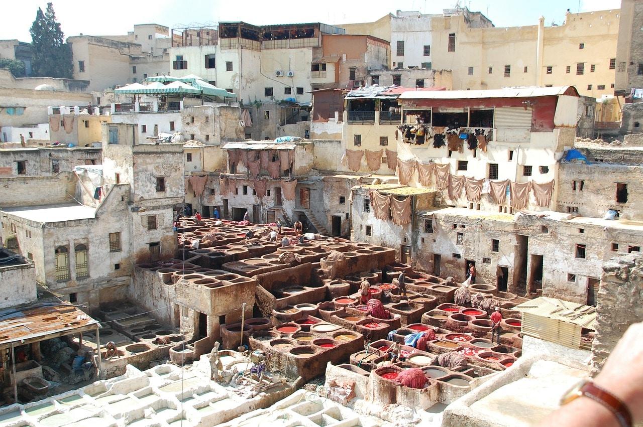 Vols A/R vers Fès au Maroc à partir de 40€ par personne