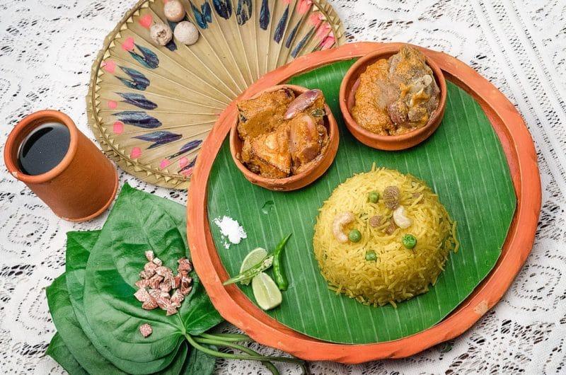Chicken Masala, Dacca