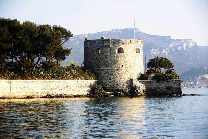 Fort Balaguier, Tamaris, La Seyne-sur-Mer