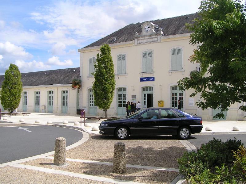 Gare de Cognac