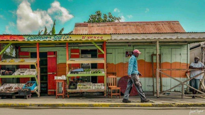 Grand-Bourg, Marie-Galante, Guadeloupe