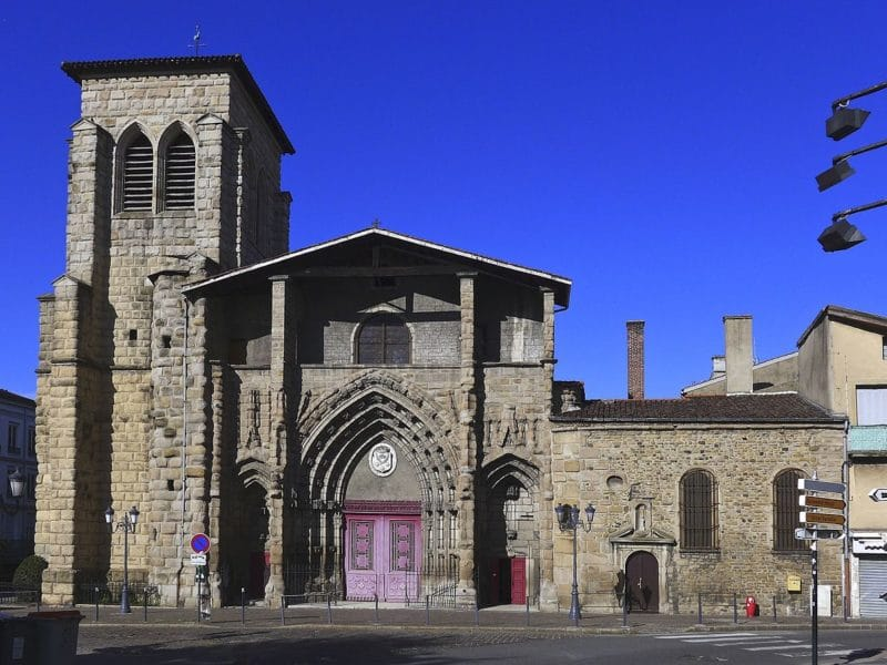 Grand'Église de Saint-Étienne
