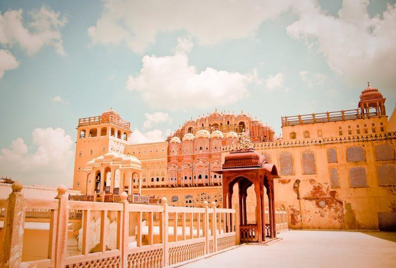 Palais des vents, Hawa Mahal, Jaipur