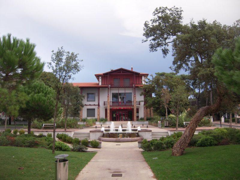 Hôtel de Ville, Hossegor